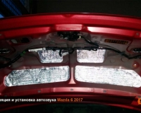24Шумоизоляция Mazda 6