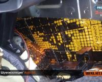 Шумоизоляция Audi A6