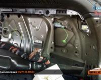 Шумоизоляция BMW x6