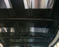 Штатная виброизоляция потолка которая еле держится