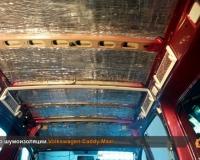 Шумо-тепло изоляция крыши