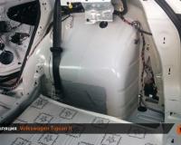 Шумоизоляция Volkswagen Tiguan II
