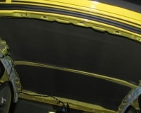 Шумоизоляция крыши Skoda Octavia